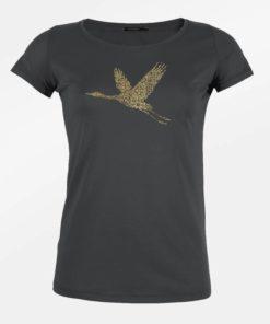 GreenBomb_T-shirt_GOTS_biokatoen_organic-cotton_Loves Animal flying Heron_DithaBonita
