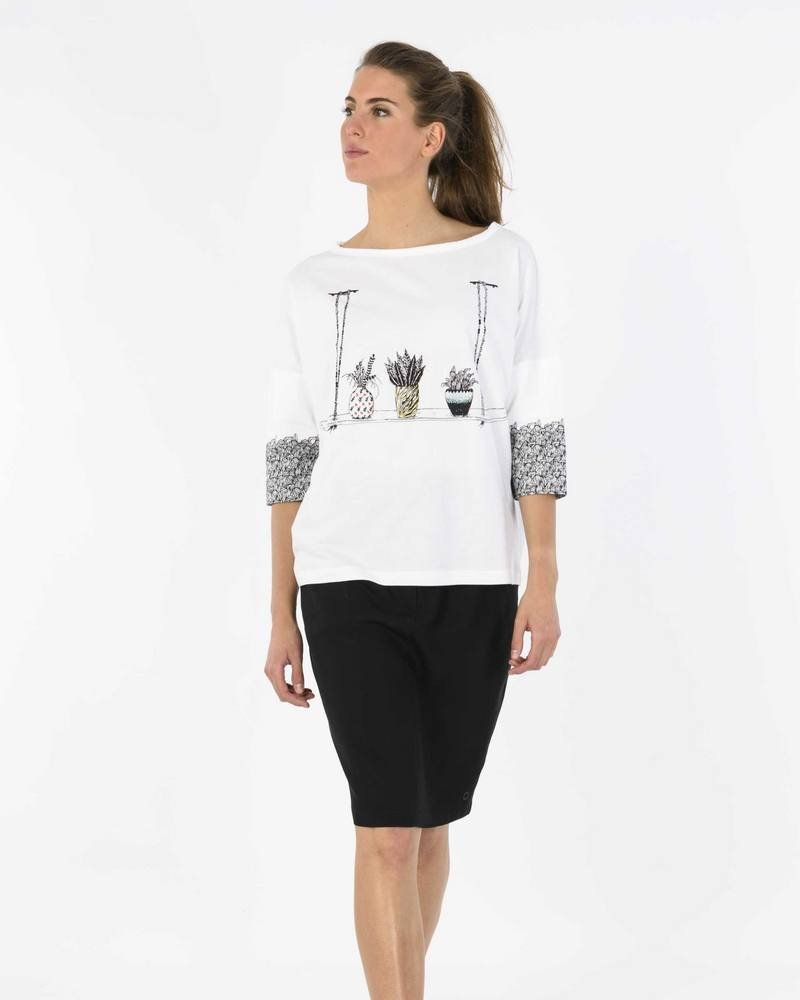 Skunkfunk_T-shirt_GOTS_vegan_biokatoen_shirt5_zwart-wit_dithabonita_S18_KLODIN_WTS00532_10_OFB