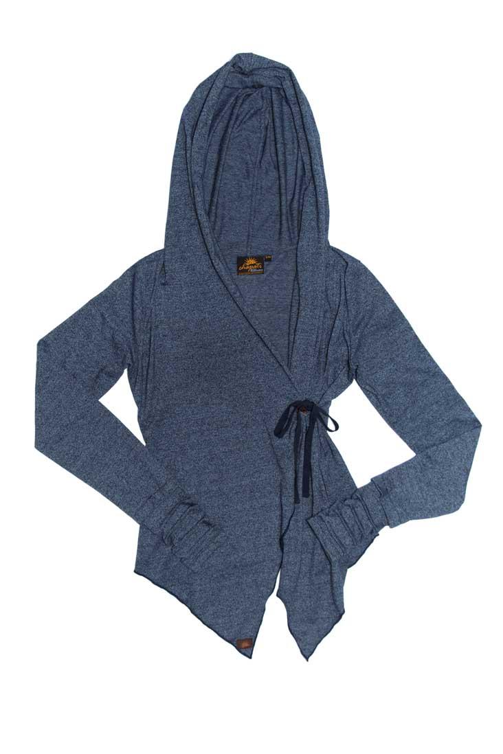 Chapati_vest_hoodie_blauw_blue_Organic-Cotton_Dithabonita_G-6918_blue_ID_9967