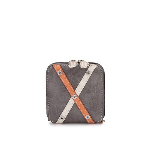 Hi-Di-Hi Crossing Grey/Cognac/White