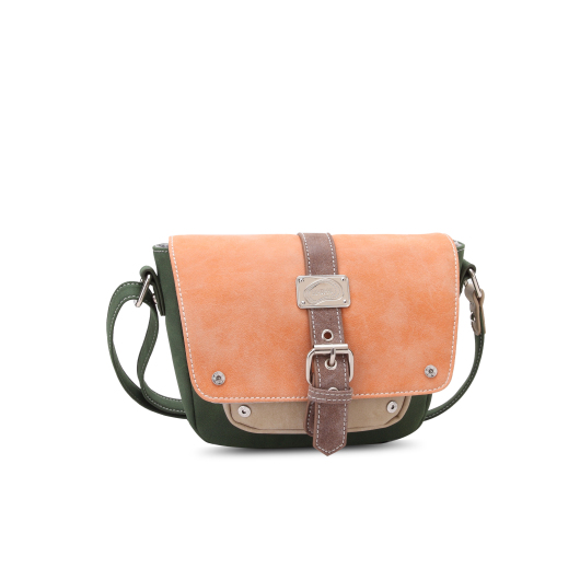 Hi-Di-Hi Boardwalk D.Green/Beige/Blue/Peach