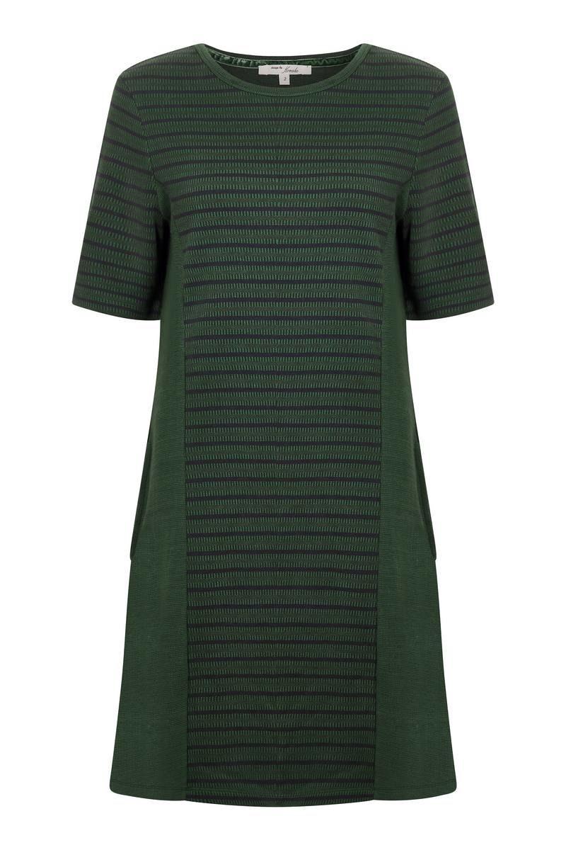 Komodo_Lilly_dress_jurkje_green_groen_biokatoen_dithabonita_LILY Dress green
