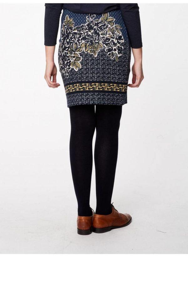Thought_DithaBonita-blue-orsino-knee-length-print-skirt-in-organic-cotton-0006