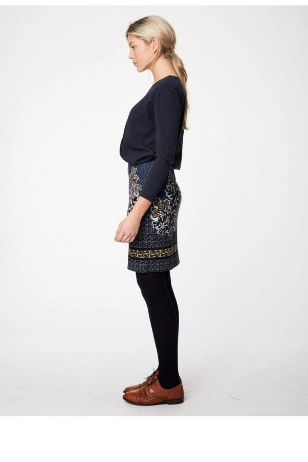 Thought_DithaBonita-blue-orsino-knee-length-print-skirt-in-organic-cotton-0007