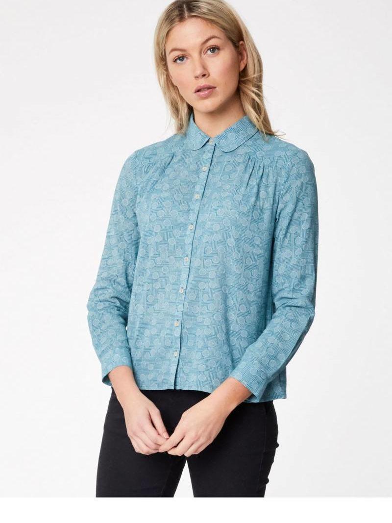 Thought_DithaBonita_BLOUSE_CIRCLE-LINES_river-blue_wwt3803-river-blue--circle-lines-womens-organic-cotton-shirt-0003