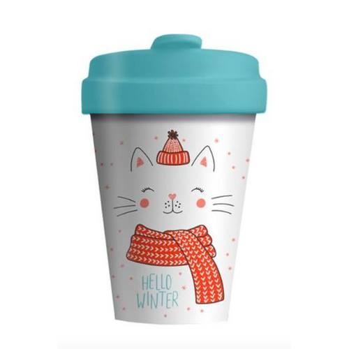 BambooCup_Bamboobeker_DithaBonita_BCP282S_Winter-Kitty