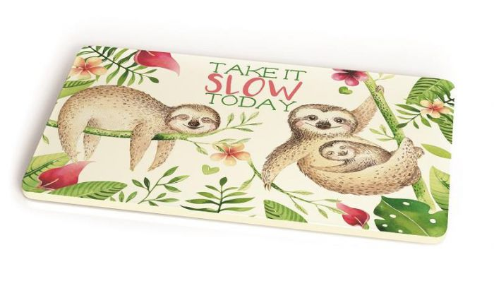 Chicmic_Bamboe_ontbijtplankje_Bamboo_Breakfast_tray_take-it-slow_DithaBonita_BFB538_Take_it_easy