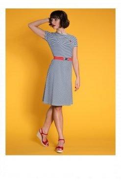 Mademoiselle-YéYé_kleding_Peta_approved_vegan_te-koop-bij-DithaBonita_Oh Yeah! - Dress p2