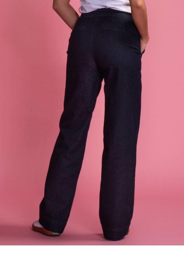 Mademoiselle-YéYé_kleding_Peta_approved_vegan_te-koop-bij-DithaBonita_Walk On By - Trousers 4