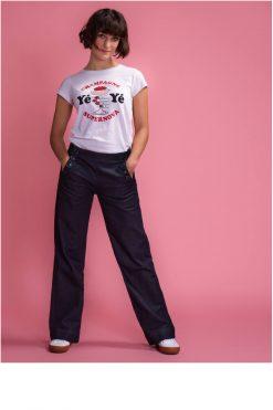 Mademoiselle-YéYé_kleding_Peta_approved_vegan_te-koop-bij-DithaBonita_Walk On By - Trousers (primary)