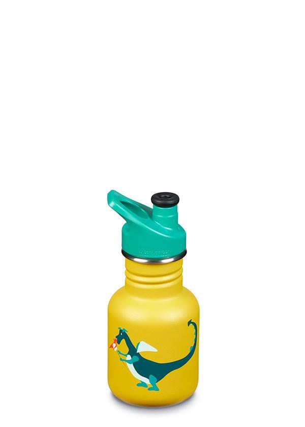 Klean Kanteen enkelwandig kids drinkflesje
