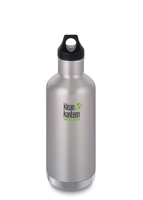 Klean-Kanteen_32oz_Kanteen_Classic_Vacuum_Insulated_with-loop-cap_Brushed-StainlessK32VCPPL-BS