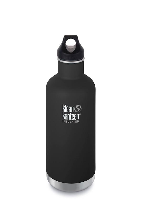 Klean-Kanteen_32oz_Kanteen_Classic_Vacuum_Insulated_with-loop-cap_Brushed-Stainless_K32VCPPL-SB