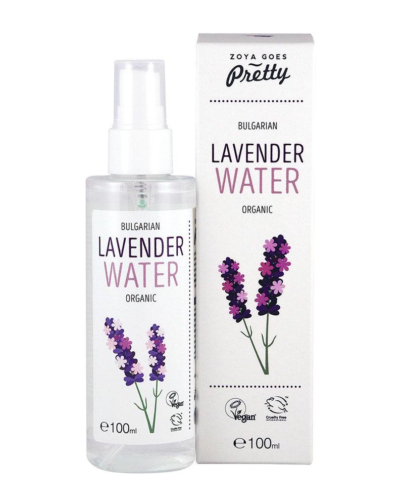 Zoya lavendel water