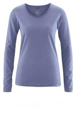 Hempage_Longsleeve_T-shirt-langemouwen-lavendel