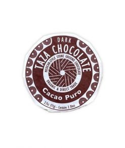 Taza biologische chocolade