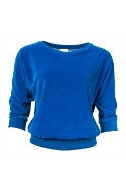 Froy-en-Dind-SWEATER-SYBILLE-BLUE-VELOURS