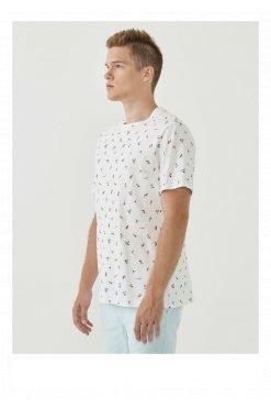 Organication-shirt-heren-wit-print-biokatoen