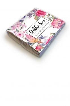 PaperArt-bloemenpakketje eetbare bloemen