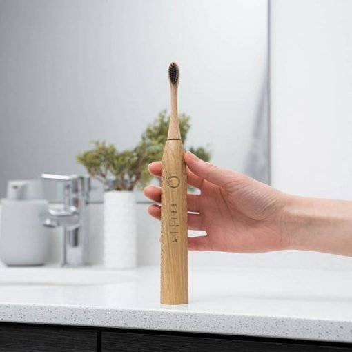 Bambooju-Bamboe-elektrische-Eco-tandenborstel
